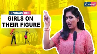 Hot Girls talk about their Figure | Open Question | CafeMarathi - Bindaas Bol
