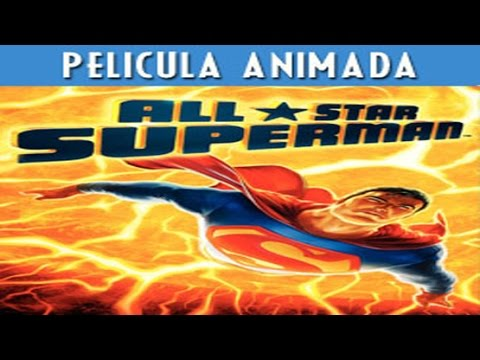 Superman All Star - AUDIO LATINO – Pelicula Completa (Descarga-Download)