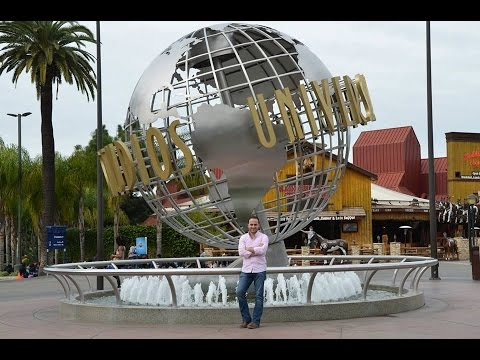 Universal Studios Hollywood Tour, Universal City, California, USA
