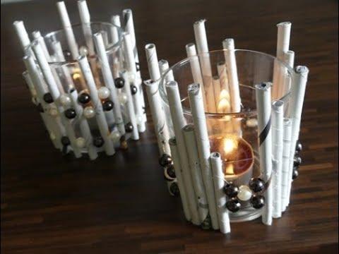 Diy Windlichter Selber Machen Create Lanterns Yourself