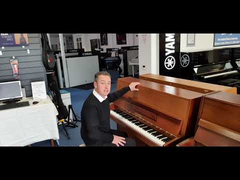 Download Eisenberg Upright Acoustic Piano For Sale   Used   Demonstration   Rimmers Music