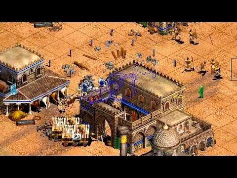 1v1 Arabia | Byzantines vs Turks | vs vivi