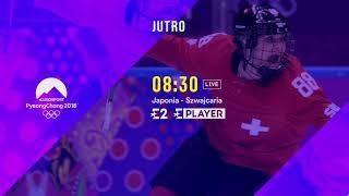 PyeongChang 2018. Sunday on Eurosport 2 PL (11.02)