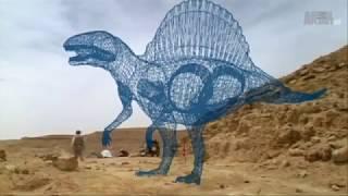 Животные юрского периода Африканская иллюзия прошлого Останки вымерших динозавров Неизвестные виды