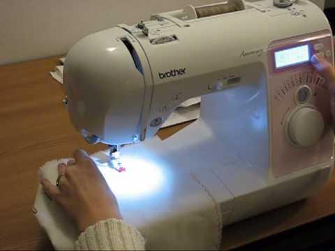 Cusut nasturi youtube for Silvercrest macchina da cucire