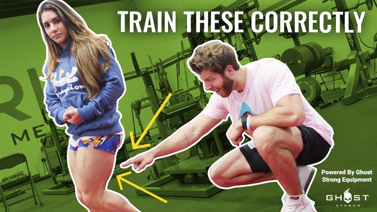 5 Best Hamstrings Exercises for Strong Legs | Ft Stefi Cohen