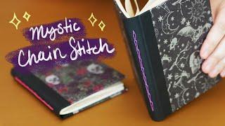 DIY Chain Stitch Bookbinding Tutorial   Sea Lemon