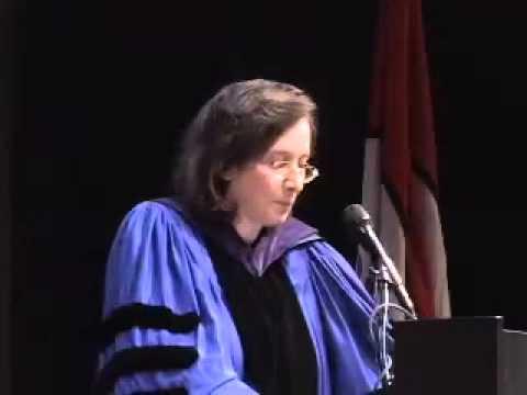 Professor Pamela S. Karlan addresses Stanford Law's Graduating Class of 2009