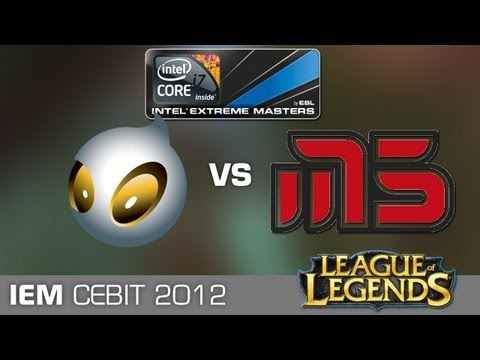 IEM Hanover League of Legends - Grand Finals - Dignitas vs.