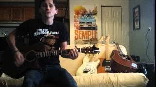Phillip Phillips Gone Gone Gone unplugged cover by Keith Semple