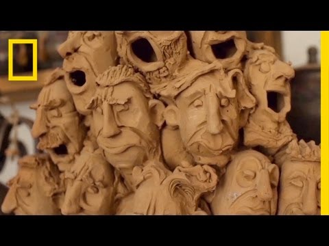 Behind These Amazing Clay Figures, a Soulful Artist | Short Film Showcase