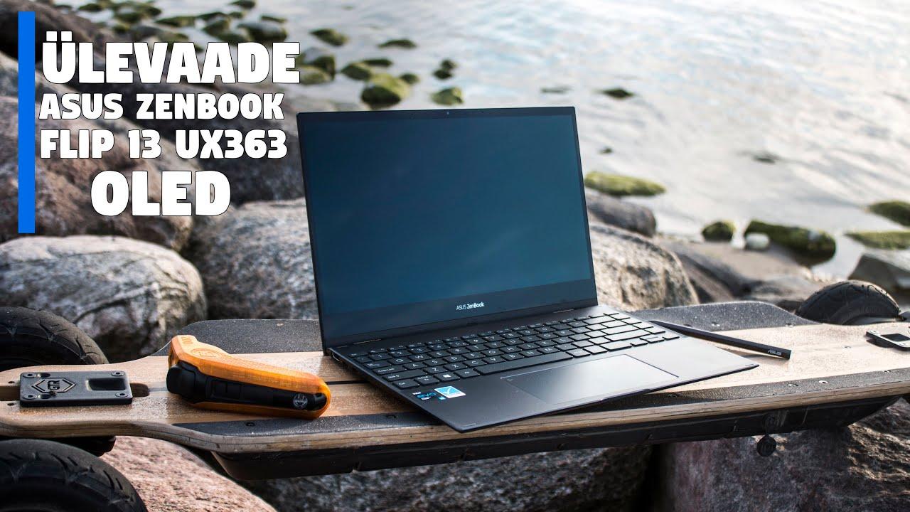 """Suurepärane ASUS ZenBook FLIP OLED 13"""" UX363 sülearvuti selleks suveks!"""