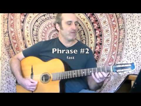 4 cool gypsy jazz enclosure tone phrases/Manifesting Manouch