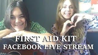 First Aid Kit Live Stream | 10 Years anniversary
