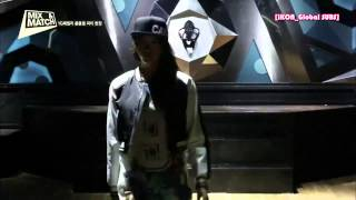 Ks9 - Bobby Perform At Yg Family Party @ Mix & Match Episode 7  Hd Engsub L