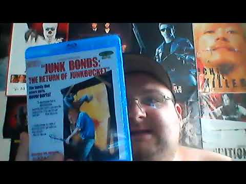 JUNK BONDS:THE RETURN OF JUNK BUCKET(2013) bluray review