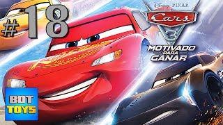 Cars 3: Motivado Para Ganar #18 (PS4 PS3 Nintendo Switch Wii U Xbox One Xbox 360)