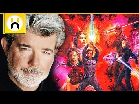 George Lucas Reveals Original Sequel Trilogy Plans & It
