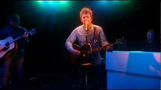 Noel Gallagher - Angel Child (LIVE: Xfm Legends: Warchild)