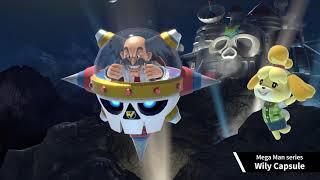 59 Assist Trophies in Super Smash Bros. Ultimate! Virtua Fighter's Akira!