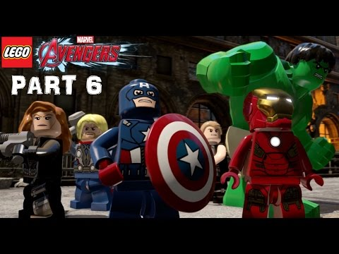LEGO MARVEL AVENGERS - Part 6 - Avengers Assemble!!! (Xbox One)
