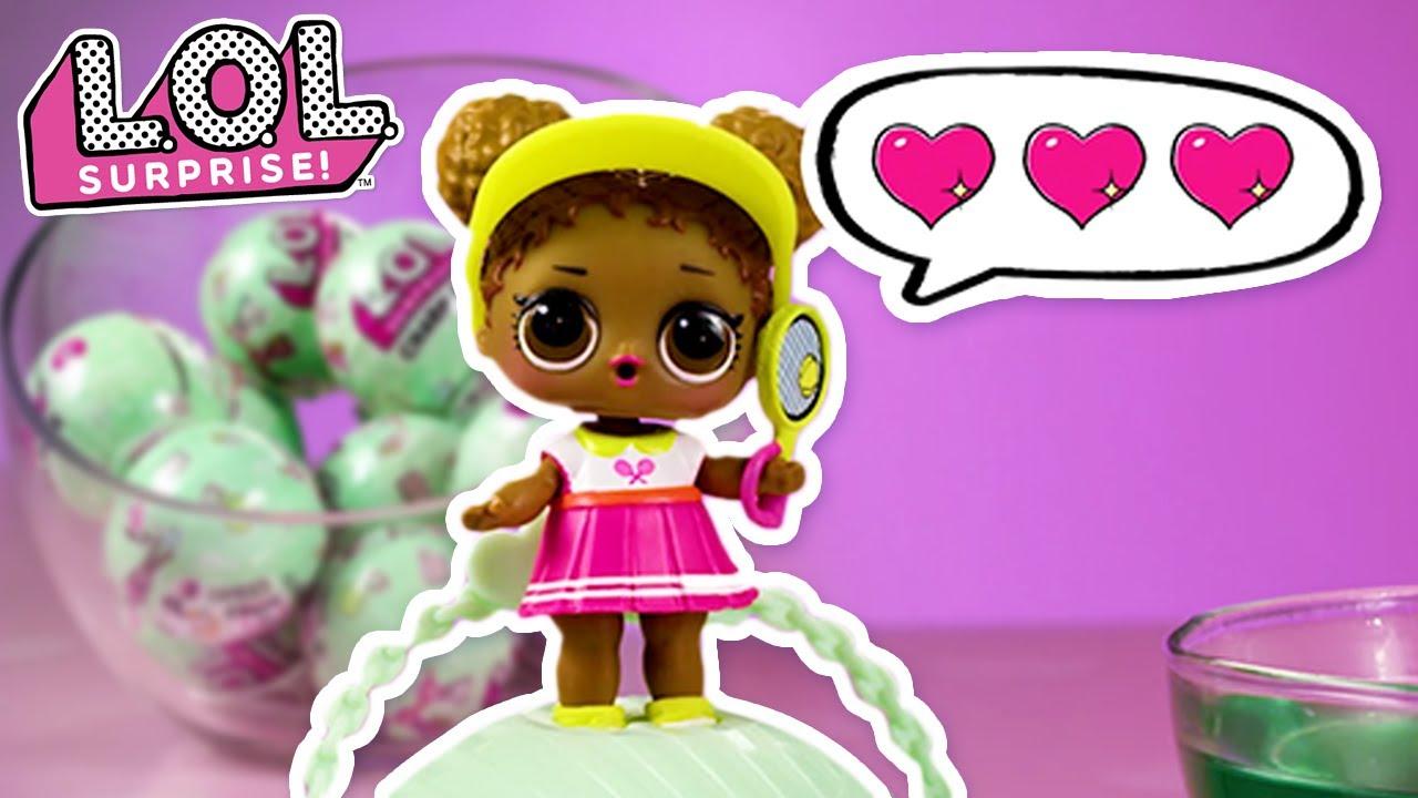 Lol Surprise Charm Fizz Unboxing Baby Doll Surprise Toys