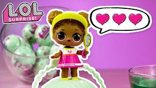 LOL Surprise!   Charm Fizz Unboxing   Baby Doll Surprise Toys thumbnail