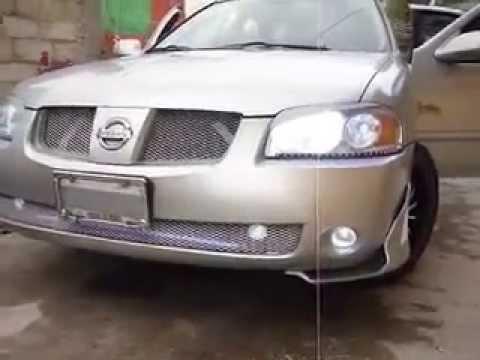 nissan sentra tuning - youtube