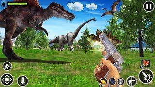 Dinosaur Hunter Free Android Gameplay HD