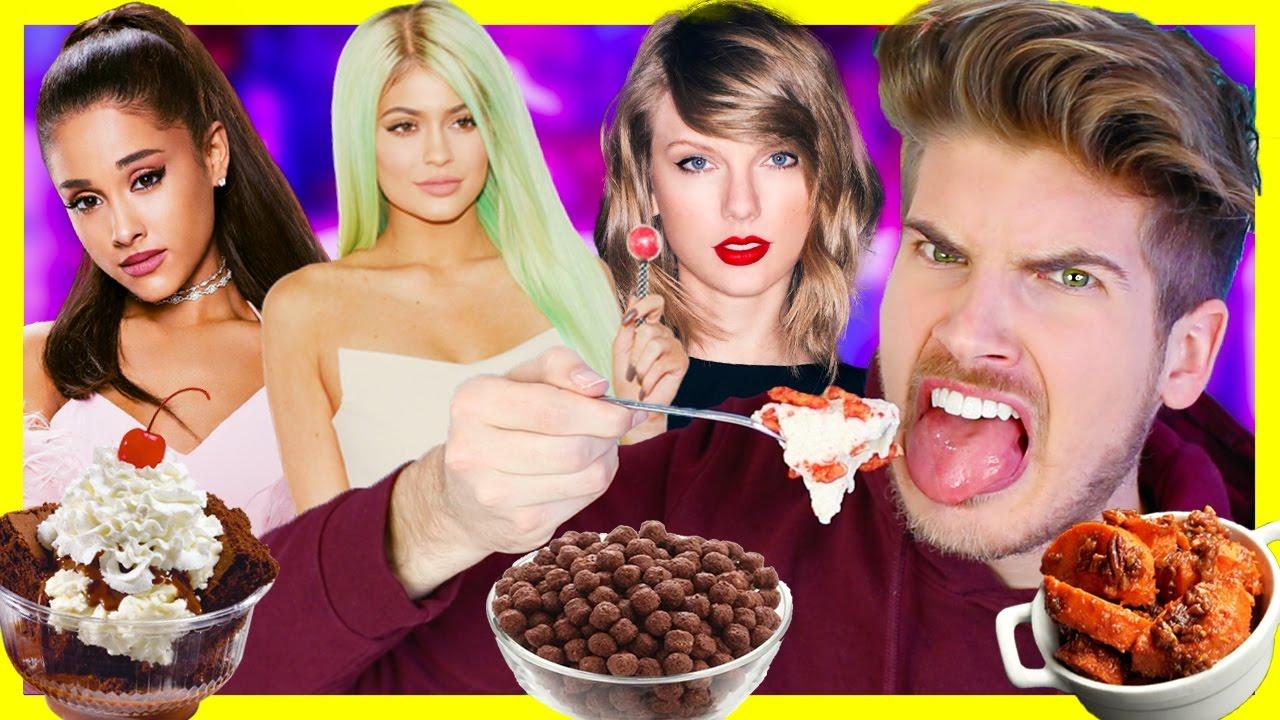 What Are Celebrities' Favorite Foods? | POPSUGAR Food