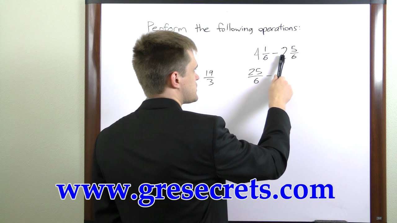 GRE Questions and Answers - Free GRE Math Lessons - YouTube