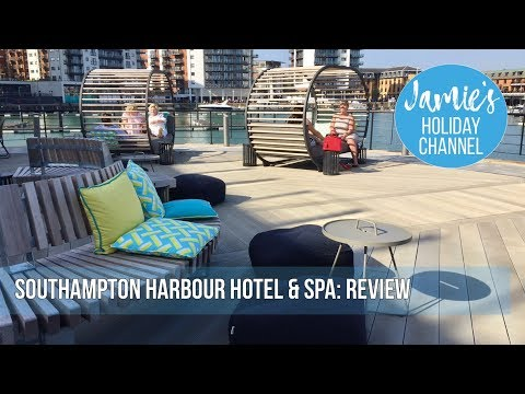 Harbour Hotel & Spa Tour | Southampton | Pre-Cruise