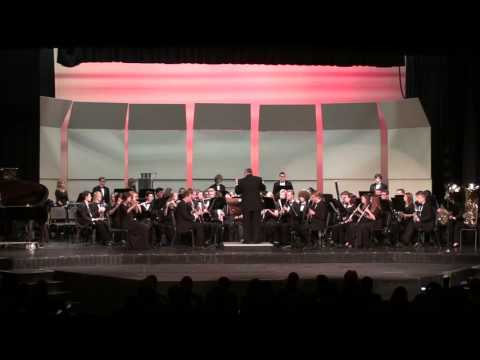 Symphonic Band -  Jekyll & Hyde (Arr. Jay Bocook)