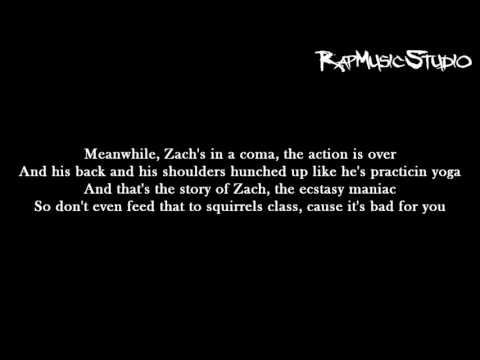Eminem - The Kids | Lyrics on screen | Full HD