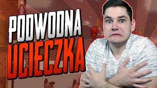 """THE ESCAPISTS 2 #27 - """"PODWODNA UCIECZKA!"""" w/ Hunter"""