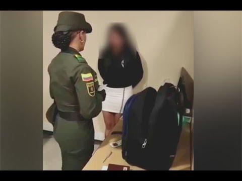 Con fajas en las piernas, voluptuosas 'yayitas' pretendían sacar cocaína a España | Noticias Caracol
