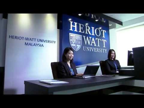 Welcome to Heriot-Watt University