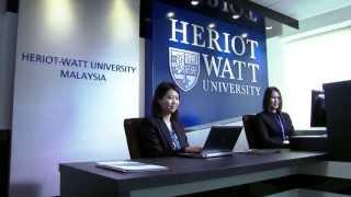 Welcome to Heriot-Watt University thumbnail