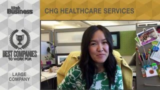 CHG Healthcare Services: Best Companies to Work For