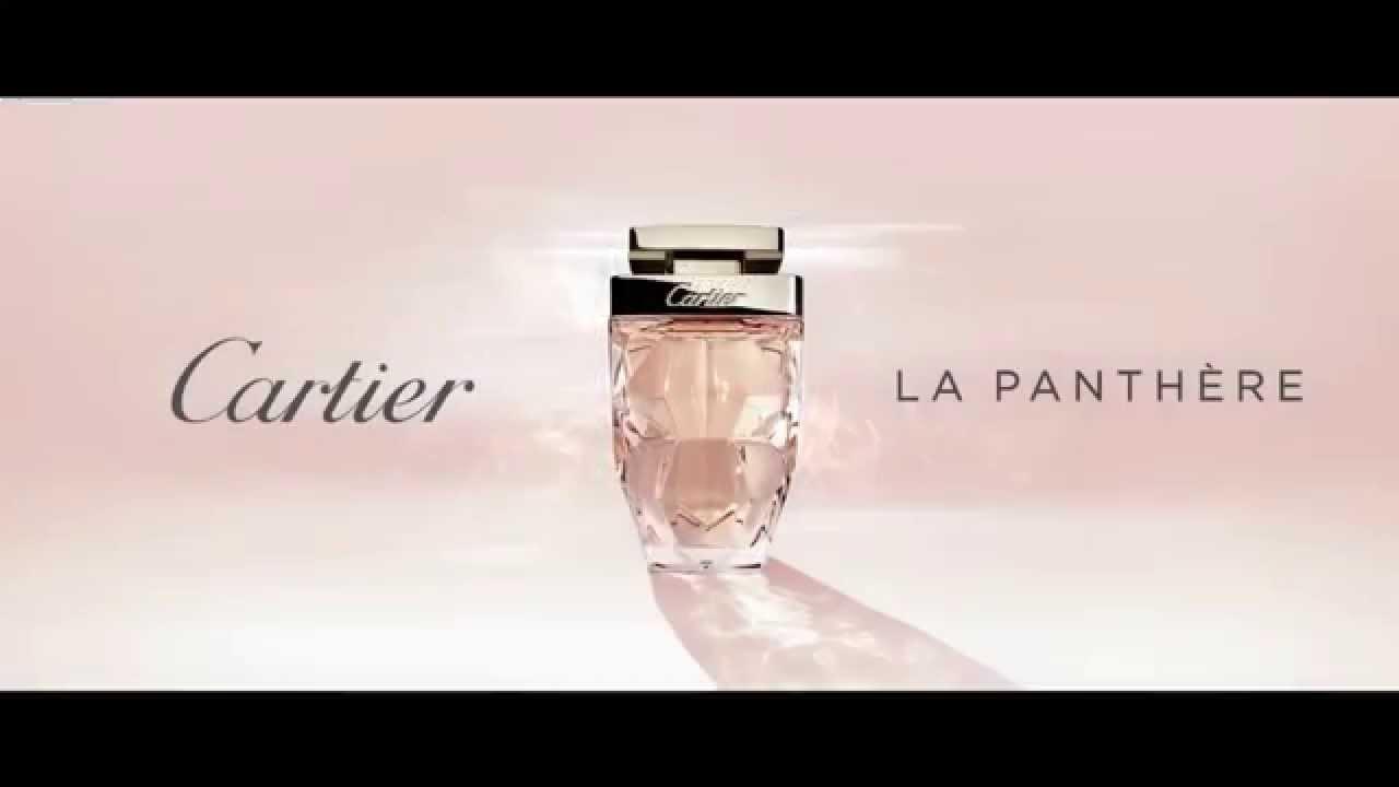 Musique de Pub Parfum La Panthere de Cartier – Musique de Pub