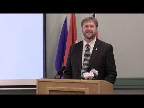 Leadership hopeful's plan: Get AB oil to BC tidewater