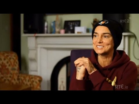 Magda Davitt (FKA Sinéad O'Connor) Meteor Choice Music Prize Event interview 2015/03/05