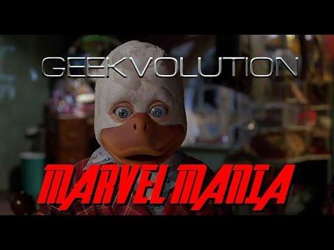 Marvel Mania Day 1 | Howard the Duck