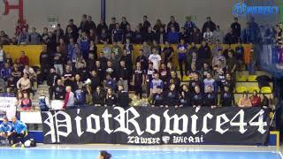 Doping na handballu: KPR Ruch 29-34 Start Elbląg (13.01.2017 r.)