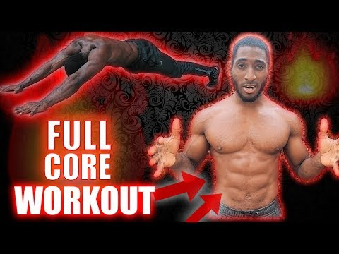 Core Extension Tutorial | TOP Bodyweight Exercise + Full Workout thumbnail