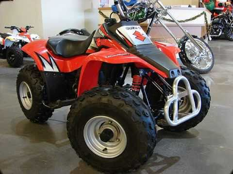 2005 Suzuki LT80 Youth ATV Quad At RideNow Peoria