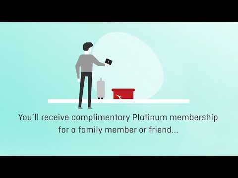 Discover your Platinum One benefits