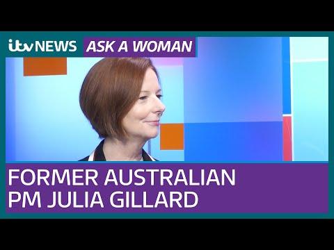 Julia Gillard, Former Australia PM, On Girls' Education And Her Iconic Speech On Misogyny   ITV News