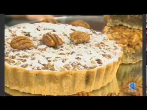 Torta de Noz Pecã (Pecan Pie) from YouTube · Duration:  14 minutes 1 seconds