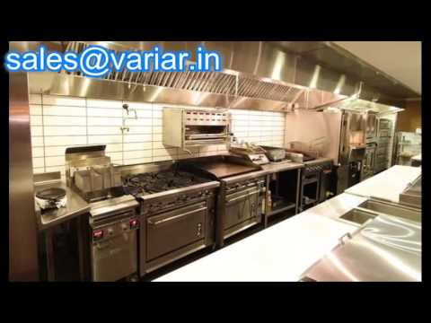 Kitchen equipment manufacturers in hyderabad - YouTube